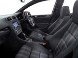 Volkswagen Golf GTD 5-door AU-spec (Typ 5K) 2009 images