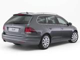 Volkswagen Golf Variant AU-spec (Typ 5K) 2009 images