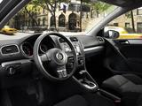Volkswagen Golf 3-door US-spec (Typ 5K) 2009 photos