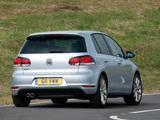 Volkswagen Golf GTD 5-door UK-spec (Typ 5K) 2009 photos