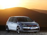 Volkswagen Golf GTI 5-door UK-spec (Typ 5K) 2009 photos