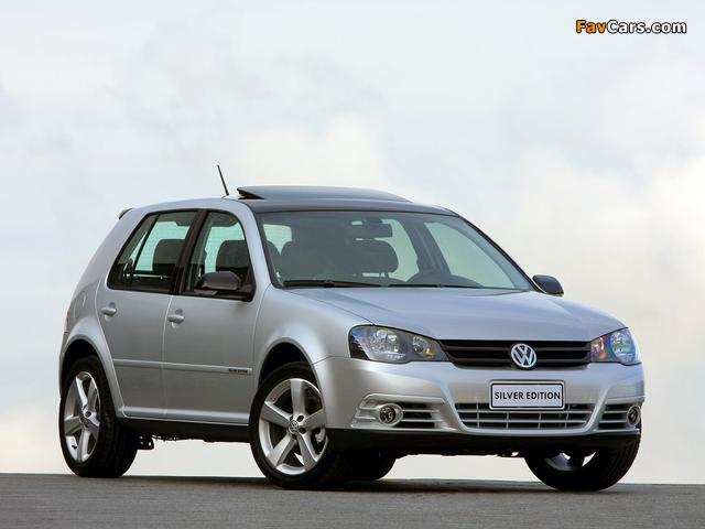 Volkswagen Golf Silver Edition BR-spec (Typ 1J) 2009 photos (640 x 480)