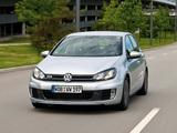 Volkswagen Golf GTD 5-door (Typ 1K) 2009 photos