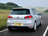 Volkswagen Golf GTD 5-door UK-spec (Typ 5K) 2009 pictures