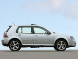 Volkswagen Golf Silver Edition BR-spec (Typ 1J) 2009 pictures