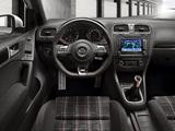 Volkswagen Golf GTI 3-door (Typ 5K) 2009–13 wallpapers