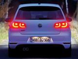 Volkswagen Golf GTD 5-door (Typ 1K) 2009 wallpapers