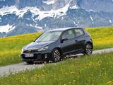 Volkswagen Golf GTD 3-door (Typ 5K) 2009–12 wallpapers
