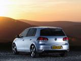 Volkswagen Golf GTI 5-door UK-spec (Typ 5K) 2009 wallpapers