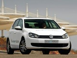 Volkswagen Golf Blue-e-motion Prototype (Typ 5K) 2010 wallpapers