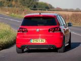 Volkswagen Golf GTI 5-door Edition 35 UK-spec (Typ 5K) 2011 images