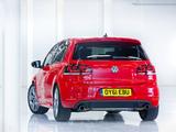 Volkswagen Golf GTI 5-door Edition 35 UK-spec (Typ 5K) 2011 photos