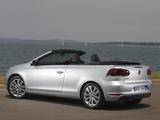 Volkswagen Golf Cabrio AU-spec (Typ 5K) 2011 pictures