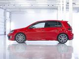 Volkswagen Golf GTI 5-door Edition 35 UK-spec (Typ 5K) 2011 pictures