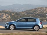 Volkswagen Golf TSI BlueMotion 5-door (Typ 5G) 2012 images