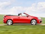 Volkswagen Golf GTI Cabriolet (Typ 5K) 2012 photos