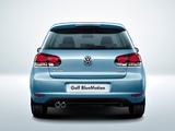 Volkswagen Golf BlueMotion CN-spec (Typ 5K) 2012 photos