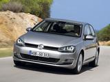 Volkswagen Golf TSI BlueMotion 3-door (Typ 5G) 2012 pictures