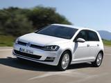 Volkswagen Golf TSI BlueMotion 5-door (Typ 5G) 2012 wallpapers