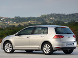 Volkswagen Golf TSI BlueMotion 5-door ZA-spec (Typ 5G) 2013 images