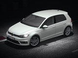 Volkswagen Golf R-Line 5-door (Typ 5G) 2013 photos