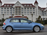 Volkswagen Golf TSI BlueMotion 5-door ZA-spec (Typ 5G) 2013 photos