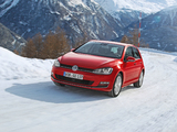 Volkswagen Golf TDI 4MOTION 5-door (Typ 5G) 2013 pictures
