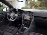 Volkswagen Golf GTI 5-door (Typ 5G) 2013 pictures