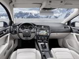 Volkswagen Golf TSI BlueMotion Variant (Typ 5G) 2013 pictures
