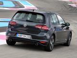 Volkswagen Golf GTI 5-door (Typ 5G) 2013 wallpapers
