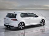Volkswagen Golf GTI 3-door (Typ 5G) 2013 wallpapers