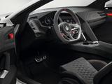 Volkswagen Design Vision GTI (Typ 5G) 2013 wallpapers