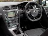 Volkswagen Golf Alltrack UK-spec (Typ 5G) 2015 images