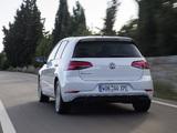 Volkswagen e-Golf (Type 5G) 2017 images