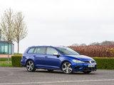 Volkswagen Golf R Estate UK-spec (5G) 2017 photos