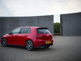 Volkswagen Golf GTI 5-door UK-spec (5G) 2017 pictures