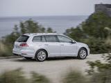 Volkswagen Golf TSI Variant (Typ 5G) 2017 pictures