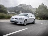 Volkswagen Golf TSI Variant (Typ 5G) 2017 wallpapers