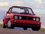 Volkswagen Cabriolet (Typ 17) 1988–93 wallpapers
