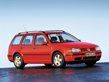 Volkswagen Golf Variant (Typ 1J) 1999–2007 wallpapers