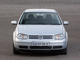 Volkswagen Golf GTI UK-spec (Type 1J) 2001–03 wallpapers