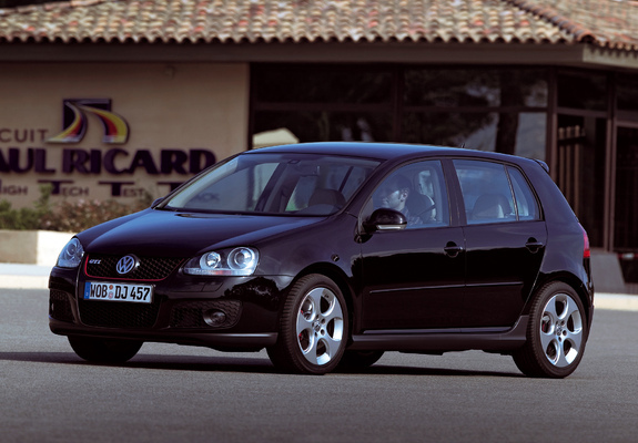 Volkswagen Golf GTI 5 Door Typ 1K 2004 08 Wallpapers