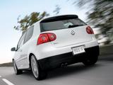Volkswagen GTI 3-door (Typ 1K) 2006–08 wallpapers
