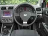 Volkswagen Golf Variant UK-spec (Typ 1K) 2007–09 wallpapers