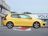 Volkswagen Golf GTI Pirelli (Typ 1K) 2007 wallpapers