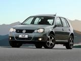 Volkswagen Golf GT BR-spec (Typ 1J) 2008 wallpapers