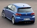 Volkswagen Golf R 5-door (Typ 5K) 2009 wallpapers