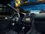 Volkswagen GTI 3-door (Typ 5K) 2009 wallpapers