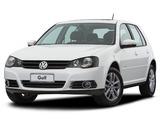 Volkswagen Golf Sportline BR-spec (Typ 1J) 2012 wallpapers