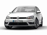 Volkswagen Golf R-Line 5-door (Typ 5G) 2013 wallpapers